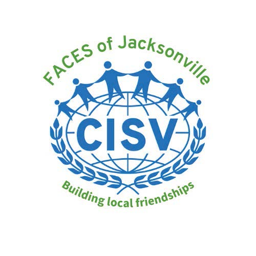 FACES of Jacksonville simple logo